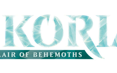 """Retour sur l'extension """"Ikoria : La Terre des Béhémoths"""", avec la participation de Ça c'est Magic !"""