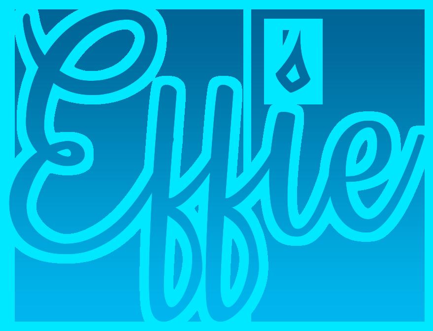 Effie Galand's Edition a enfin une date de sortie !